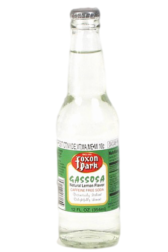 Foxon Park Gassosa Soda in 12 oz. glass bottles for Sale at SummitCitySoda.com