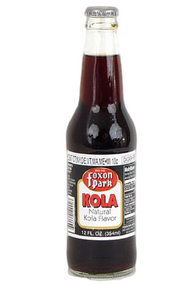 Foxon Park Kola in 12 oz. glass bottles for Sale at SummitCitySoda.com