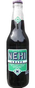 Nehi Grape Soda in 12 oz. glass bottles for Sale