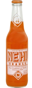 Nehi Orange Soda in 12 oz. glass bottles for Sale