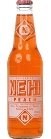 Nehi Peach Soda in 12 oz. glass bottles for Sale