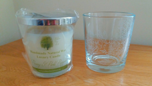 Peony & Pink Pepper Luxury Candle