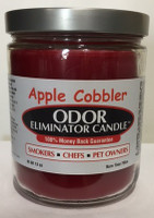 Apple Cobbler Odor Eliminator Candle