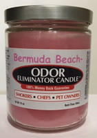 Bermuda Beach Odor Eliminator Candle