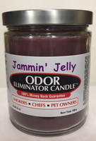 Jammin' Jelly Odor Eliminator Candle