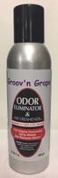 Groov'n Grape Odor Eliminator Spray