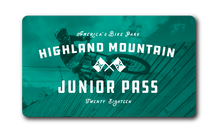 Junior Season Pass 2018