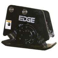 EC75 Compaction Plate for Yanmar ViO55, ViO75, ViO80 Excavator with OEM Quick Attach