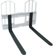 "Block Fork, Class II  48"" (1219 mm) (Single Tine, 4 or 6 Per Frame)"