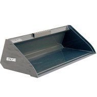 "72"" Extended Dirt Bucket with Spill Guard"