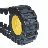 """Grouser Low Profile Cross Bar Tracks to Fit 10.00 Tires - 32 Pads (16 per side), Will Accommodate 36.3"""" to 37"""" Wheelbase"""