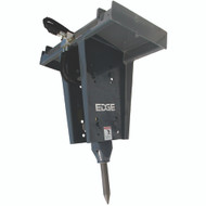 EB100 Breaker with Skid Steer Loader Mount