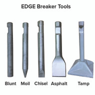 Moil Point for EBS275, EB25 Breaker