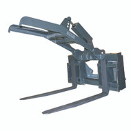 Pallet Fork Frame with Grapple