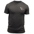 Charcoal EE Shirt- Front