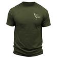 Green EE Shirt- Front