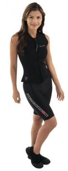 Henderson Women's Thermoprene 3mm Zipper Vest