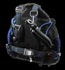 Halcyon Zero Gravity Sidemount System - Front