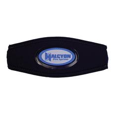 Halcyon Logo Mask Strap Cover