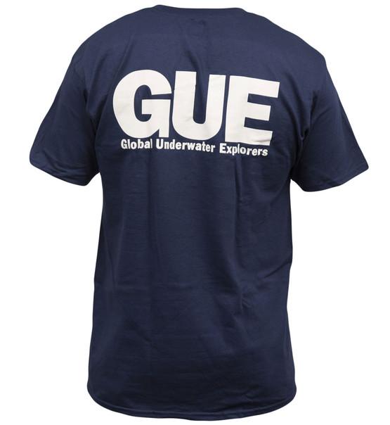 GUE Navy T-Shirt