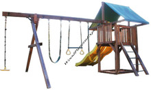 PLAY FORT SWING SET OUT OF WOOD PDF Download Plans SO YOU CAN GET IT NOW! Detailed Step By Step DIY Patterns SO EASY BEGINNERS LOOK LIKE EXPERTS by WoodPatternExpert; ProStore