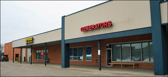 NationwideGenerators.com Storefront