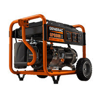 Generac GP6500 Watt Portable Generator CARB Compliant 5946