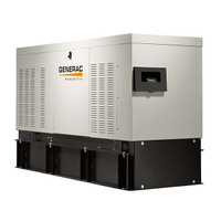 Generac Protector 15kW Standby Generator RD01523