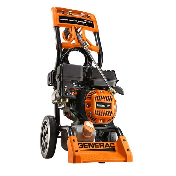 Generac 6597 2800psi Pressure Washer Nationwide Generators