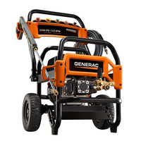 Generac 3100 PSI Commercial Pressure Washer CARB Compliant 6607