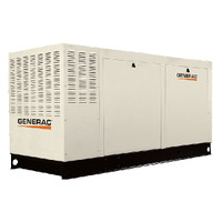 Generac Commerical 70kW Business Standby Generator QT07068X