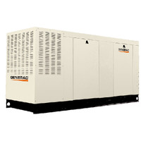 Generac Commercial 130kW Business Standby Generator QT13068C