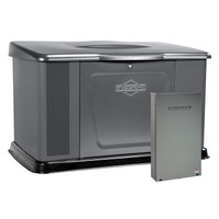 Briggs & Stratton 40396 20kW, Dual 200Amp SED (Service Entrance Disconnect) Whole House Symphony II ATS