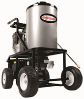 Simpson KING BRUTE KB3028 3000PSI 2.8GPM VERTICAL HOT WATER SERIES - TRIPLEX / CAT PUMP