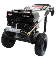 SIMPSON PS3228-S Powershot 3200 PSI @ 2.8 GPM, Gas Pressure Washer HONDA GX200 ENGINE