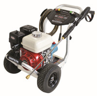 SIMPSON ALH3228-S Aluminum 3200 PSI @ 2.8 GPM, Gas Pressure Washer HONDA GX200 ENGINE