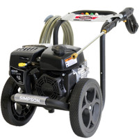 SIMPSON MS60763-S Megashot 3000 PSI @ 2.4 GPM, Gas Pressure Washer KOHLER RH265 ENGINE