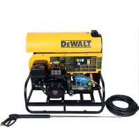 DEWALT DXPWH3040 60581 3000PSI 4.0GPM Honda GX390 OHV Engine E-Start Pressure Washer HOT WATER SKID