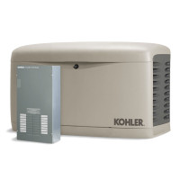 Kohler 14RESAL - package with 16 Circuit Load Center ATS