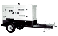 Generac MMG100D Mobile Towable Generator 6789