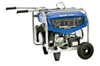 Yamaha EF5500DE 5500 Watt Portable Industrial Series Generator Electric Start
