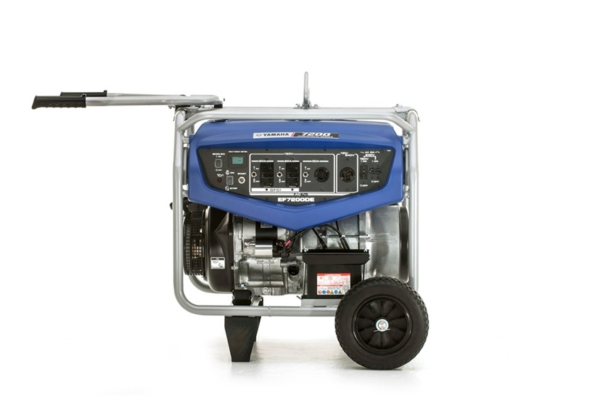 Portable Industrial Series Generator Electric Start - Nationwide