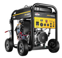 Briggs & Stratton 30556 10,000 Watt Elite Series Portable Generator Electric Start