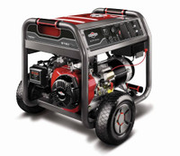 Briggs & Stratton 30663 (30470) 7000 Watt Elite Series Portable Generator Electric Start