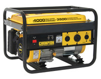 CHAMPION 46596 3500/4000 Watts - Portable Generator