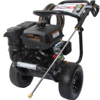 SIMPSON PSK4033 Powershot 4000 PSI @ 3.3 GPM, Gas Pressure Washer KOHLER CH395 ENGINE