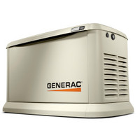 Generac Guardian 20kW Home Standby Generator 7038 1ph Alum Enclosure