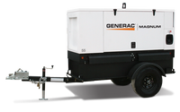 Generac MMG55DF4 Mobile Towable Generator