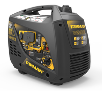 Firman W1781 Portable Gas  1700/2100 Watt Inverter Generator