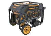 Firman H03651 Portable Gas  3650/4550 Watt Hybird Dual Fuel Generator w/Electric Start